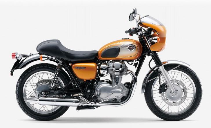 2011 Kawasaki W800 New Retro Motorbike Special Edition