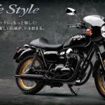 2011 Kawasaki W800 New Retro Motorbike Special Edition_1