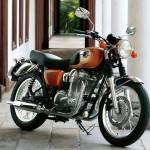 2011 Kawasaki W800 New Retro Motorbike Special Edition_3