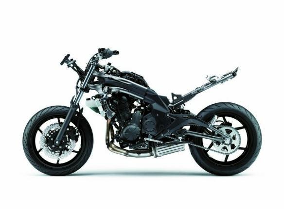 2012 Ninja 650r 2012 Kawasaki Ninja 650r And