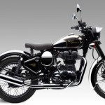 2012 Royal Enfield Bullet C5 Chrome Black