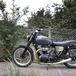 The Mistress Bike Kawasaki W650