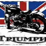 Triumph Motorcycle T Shirts