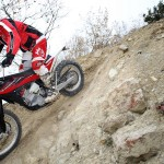 Husqvarna Develop off-road ABS Technology
