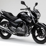 2012 Suzuki Inazuma 250 for UK Market