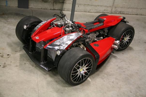 For Sell, Wazuma V8 Ferrari