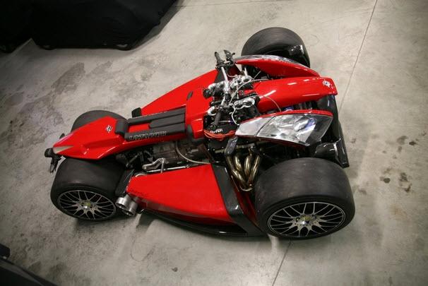 For Sell, Wazuma V8 Ferrari_1