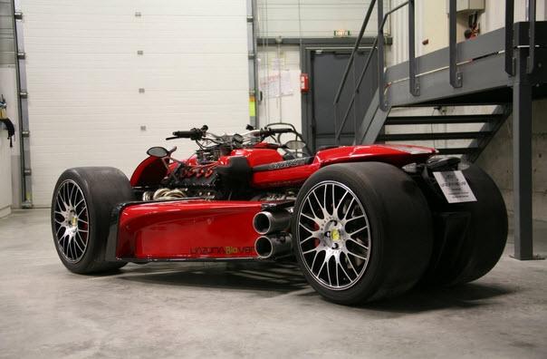 For Sell, Wazuma V8 Ferrari_2
