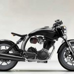 Mac Motorcycles's Prototype Motorcycle at Autosport Show_1