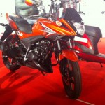2012 Hero Ignitor 125cc Launched at the 2012 Auto Expo