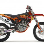 2012 KTM 450 SX-F Factory Edition