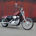 2012 Harley-Davidson Seventy-Two and Harley-Davidson Softail Slim Unvieled