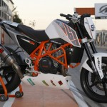 2012 KTM 690 Duke EJC Bike