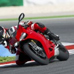 Ducati Panigale Riding Impression