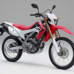 2013 Honda CRF250L To Hit European Market This Year