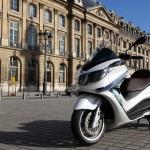 2012 Piaggio X10 Maxi-Scooter