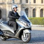2012 Piaggio X10 Maxi-Scooter_4