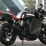 Honda CB750 Cafe Racer by Whitehouse_1