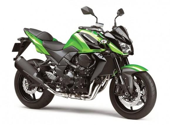 Kawasaki Celebrates 40th Anniversary of Z series