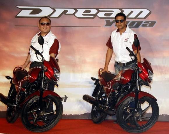 2012 Honda Dream Yuga_1