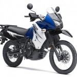 2012 Kawasaki KLR 650 Review