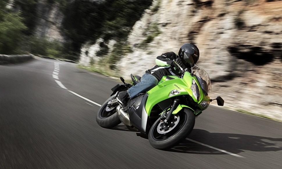 2012 Ninja 650r 650r Review 2012 Kawasaki