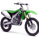 2013 Kawasaki KX450F and KX250F Motocross Bikes