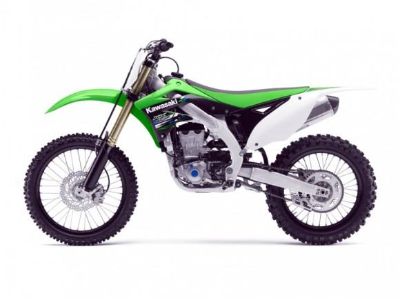 2013 Kawasaki KX450F and KX250F Motocross Bikes_1
