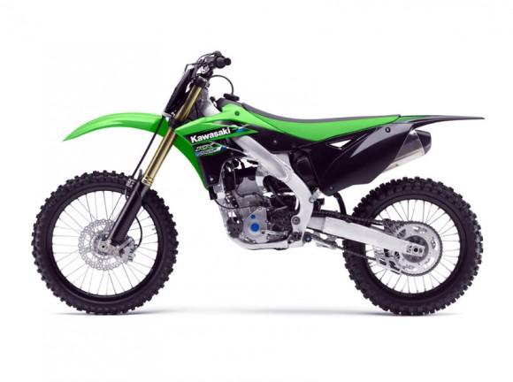 2013 Kawasaki KX450F and KX250F Motocross Bikes_3