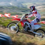 2013 Honda CRF Off-Road Lineup, CRF450R, CRF250R and CRF110F