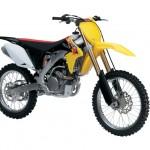 2013 Suzuki RM Motocross Lineup RM-Z250 and RM-Z250
