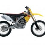 2013 Suzuki RM Motocross Lineup RM-Z250 and RM-Z250_1