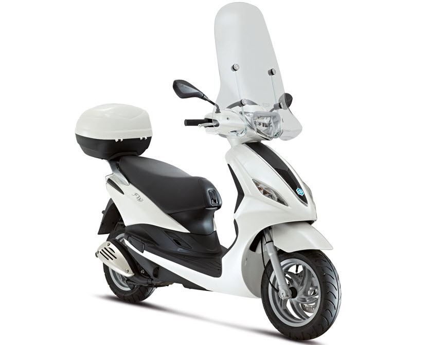 2013 piaggio fly 50 at cpu hunter - all pictures and news about