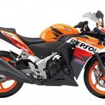2013 Honda CBR250R Repsol Edition