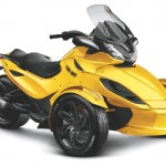 2013 Can-Am Spyder ST Roadster