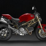 2013 Ducati 20th Anniversary Edition Monster, 1100 Evo, 796 and 696_4