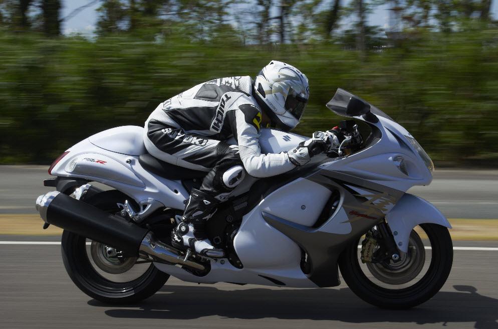 Motorcycle Empire: 2013 Suzuki Hayabusa
