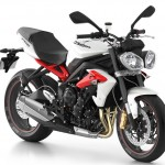 2013 Triumph Street Triple and Street Triple R