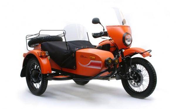 2012 Ural Yamal Limited Edition Sidecar Motorcycle