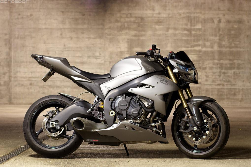 Moto Cafe Racer Preparer