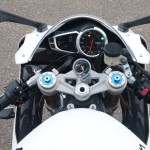 2013 Triumph Daytona 675 and 675R Display