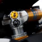 2013 Triumph Daytona 675 and 675R Ohlins NIX30