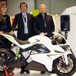 CRP Energica: Electric Sportbike Which Faster than Brammo Empulse R