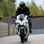 CRP Energica, Electric Sportbike Which Faster than Brammo Empulse R_4