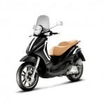 2012 Piaggio BV Tourer 500