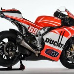 2013 Ducati Desmosedici GP13 Technical Specs