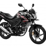 2013 Honda CB150R Streetfire Astro Black