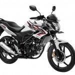 2013 Honda CB150R Streetfire Lightning White