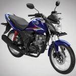 2013 Honda Verza 150 Marine Blue_1