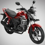 2013 Honda Verza 150 Sporty Red